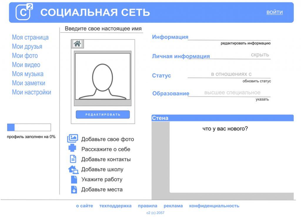 Profile story